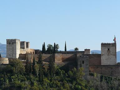 De la Alhambra a Barcelona
