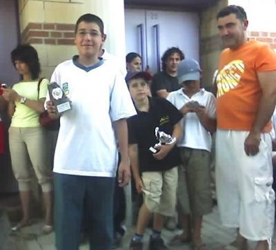 CIUTAT DE TERRASSA . TROFEU P. FRANCES. 15-07-2007