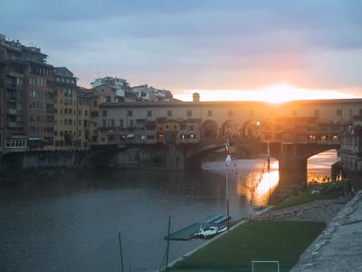 PONTE VECCHIO (Firenze).